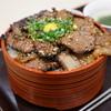 ポジャギ - 料理写真:2015.10 究極のダブル特選和牛カルビ重アップ