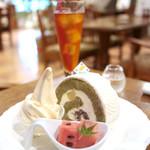 森のCafe - 料理写真:'15 7月下旬