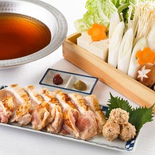 二大名物鍋その弐!透き通るスープが決め手の野菜たっぷり鍋