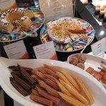 ザ・テラス - 2010年6/15~のサマーデザートブッフェから追加された焼き菓子コーナー