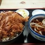 金子屋 - 料理写真:チキンソースカツ丼