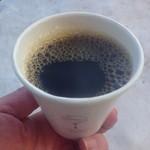 テーラード コーヒー - テイクアウトで!