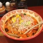キングコング - ヤンニンジャンらー麺