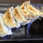 めんや 薫寿 - スタミナ餃子¥380