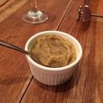 ラ ベスパ - 鎌倉秋野菜のバーニャカウダ  アンチョヴィとプロシュートの冷たいサルサ