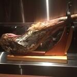 ABRACADABRA博多薬膳鍋 - ハモンイベリコ ・グランレゼルバ