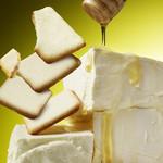 焼きたてチーズタルト専門店 PABLO - 東京限定『サブレルチーズ‐はちみつ』