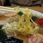 こいしや - 細麺