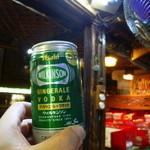 成田屋 - 大将おすすめウイルキンソン緑缶