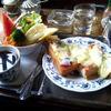 珈琲専門店 巴里 - 料理写真:ランチセット(ピザトースト)