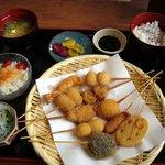 串虎 - 日替わり定食