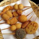 串虎 - 日替わり定食の串
