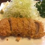 とんQ - 料理写真:ヒレカツ