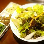 せんなり - チョレギサラダ&前菜☆