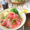 Oyajinomaguro - 料理写真:マグロ丼(並)