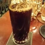 コーヒーバー ブルーマウンテン - イタリアアイスコーヒー850円