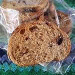 天然酵母パン工房 イチマル - 料理写真:ブームにのってできた「ココナツバターのフランスパンのラスク」です。