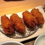 やよい軒 - 料理写真:かきフライ(アップ)