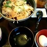 すき家 - 牛すき鍋定食¥680