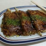 Toraya - まるぺた 350円
