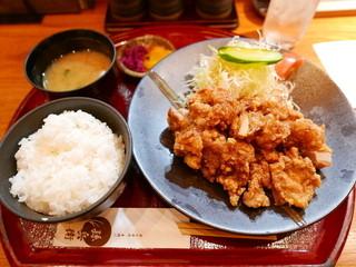 孫兵衛 - てりやき風味定食(880円)