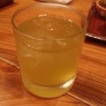 大地の恵み - 狭山茶梅酒 500円