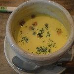 4396785 - ビーフシチューのスープ