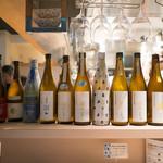 四季のバル - 日本酒 新政