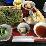 櫟 - 茶そば膳 1,650円