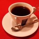 アルコバレーノ - 締めの「コーヒー」です。