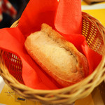 ジョンティ - パン。自家製のよう。