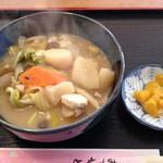 おやすみ処 不動庵 - 料理写真:いも煮(税込450円)