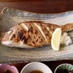 御飯屋  おはな - 「魚料理」です。