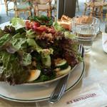 オーバカナル - ニース風サラダ。シンプル。