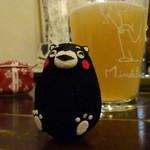 43965012 - 地ビールを飲みにやって来たクマ~