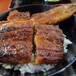 うなぎや - 鰻丼(並)2880円
