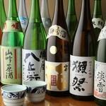 愛宕 酉はら - 日本酒多数有