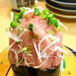 丸寿司 - 料理写真:ネギトロてんこ盛り