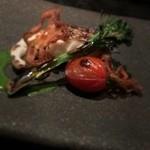 43966235 - お料理はどれも季節の素材を使っていて、和風の創作イタリアンかな、とにかく脂っこくなくて、胃もたれしない!