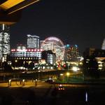 モーション・ブルー・ヨコハマ - バルコニーから見える夜景〜♬