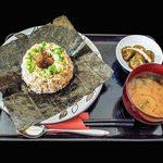 たなくら茶屋 - 料理写真:おむすび(たなくら)