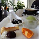Troom Café - デザート盛り合わせ