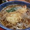 福本 - 料理写真:天ぷらそば