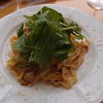 IL FIORE - 自家製パンチェッタとルッコラのドライトマト風味(セット)