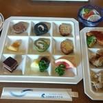 淡路島観光ホテル - 料理写真: