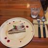 神音カフェ - 料理写真:いちじくのベイクドチーズケーキ(400円)
