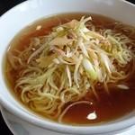中國味界海燕 - 料理写真:はいえん麺セット 900円