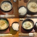 とり田 - 土鍋炊き餃子