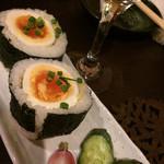 発酵キッチン tokotoko - 卵のおにぎり