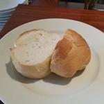ブラッセリーバク - ライスかパンを選べます